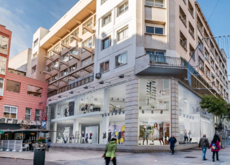 AEW's Europe City Retail Fund Acquires High Street Retail Asset in Madrid for €50mn
